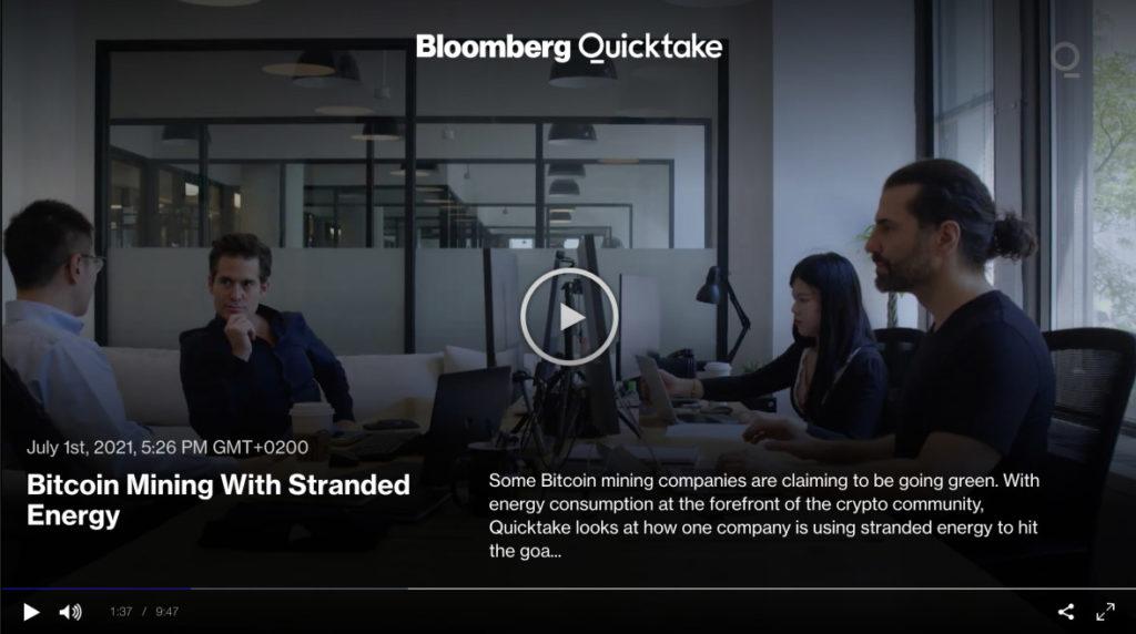 Bloomberg in-depth report on Bit Digital